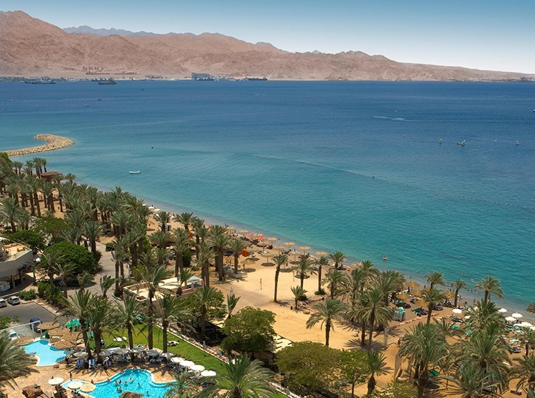 Hotels In Eilat On The Beach